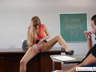 Видео эротика учительница
