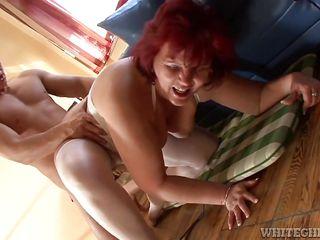 Зрелое русское волосатое порно